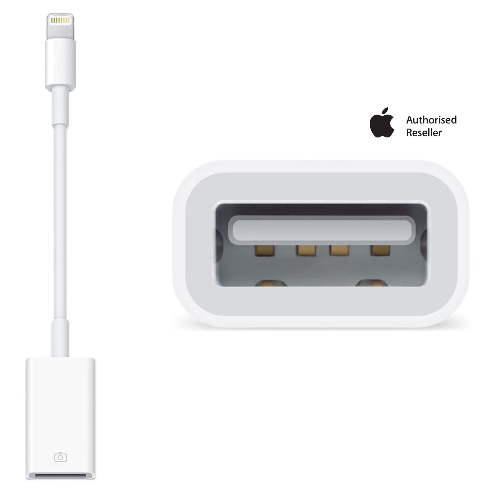 APPLE LIGHTNING TO USB 3 CAM ADAP
