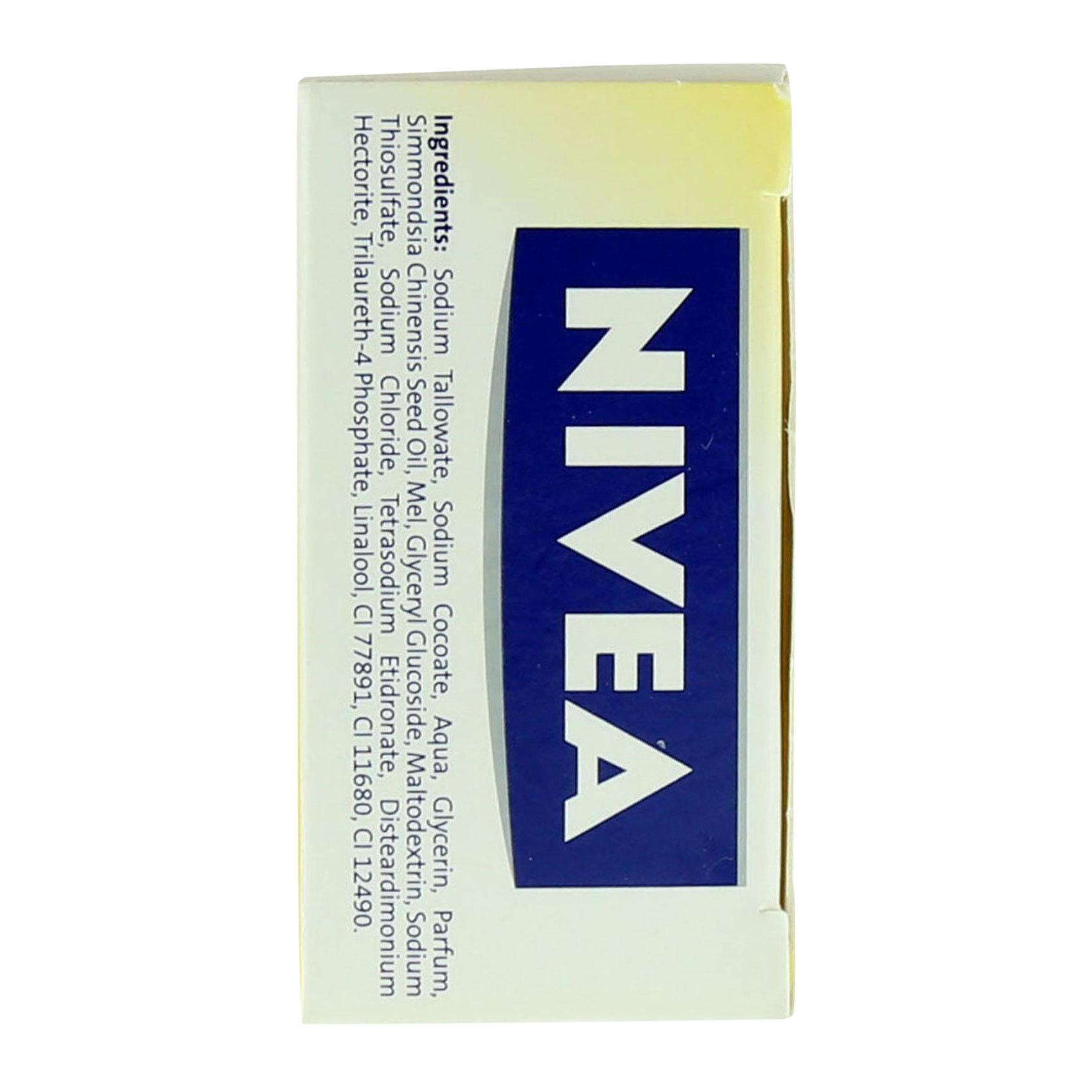 NIVEA SOAP HONEY & OIL 100GMS