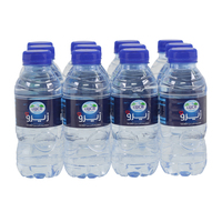 Al Ain Zero Bottled Drinking Water 200ml x12
