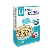 True Nature Organic Oatmeal Coconut 400GR