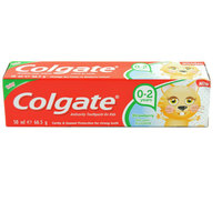 Colgate Toothpaste For Kids 0-2 Years Strawberry 50 ml