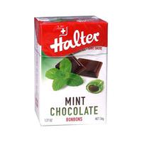 Halter Chocolate & Mint 36GR