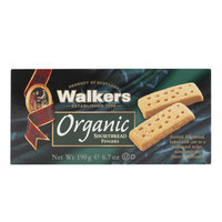 Walker Organic Shortbread Fingers 225g