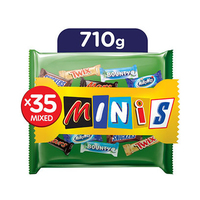 Best Of Minis Mix 710GR
