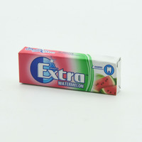 Wrigley'S Extra Sugarfree Watermelon Flavor Gum 14 g