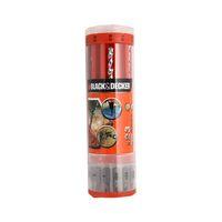 Black&Decker A7102 Mixed Drill Set 23 Pieces