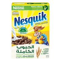 Nestlé Nesquik Chocolate Breakfast Cereal 375g