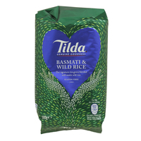 Tilda Basmati & Wild Rice 500g
