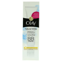 Olay Natural White Miracle Fairness Bb Cream Spf15 50ml