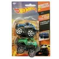 Hot Wheels Monster Trucks(Set Of 2)