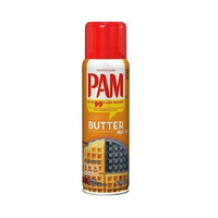 Pam Cooking Spray Butter 142GR