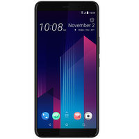 HTC U11+ Dual Sim 4G 128GB Ceramic Black