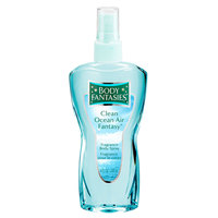 Body Fantasies Clean Ocean Air Fantasy Body Spray 236ml