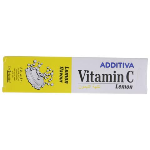 Additiva-Vitamin-C-Lemon-Flavour-80g