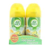 Airwick Sparkling Citrus Freshmatic Max Refill (2X250ml)