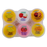 Cocon Pudding Assorted Flavour 118g x6