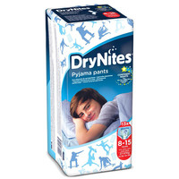 Huggies Drynites Pyjama Pants 8-15 Years 27-57kg For Boy 13 Count