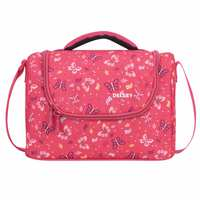 Delsey School 2018 Isotherm Lunch Bag Peony Butterfly