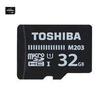 Toshiba Micro SD UHS-1 R100 32GB +Adaptor