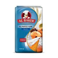 Al Baker All Purpose No.1 Flour 2kg