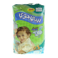 Babyjoy Diapers Size 5 Junior 14-25kg 10 Counts