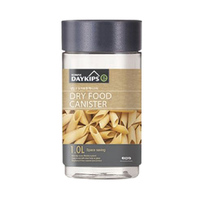 Komax DayKips Pot Dry Food Container 1L