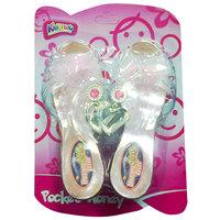 Kidzpro Shoes + Earring 4Pcs