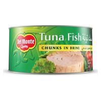Del Monte Tuna Fish Chunks in Brine 185g