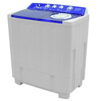 Thomson 13KG Top Load Washing Machine TwinTub TTWM130A/P