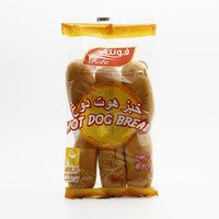 Fonte hot dog bread 6 pieces - 360 g