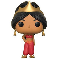Funko Pop Disney: Aladdin Jasmine (Red) Collectible Figure