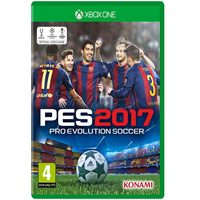 Microsoft Xbox One Pro Evolution Soccer 2017