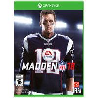 Microsoft Xbox One Madden NFL 18