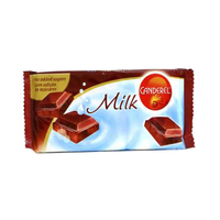Canderel Milk Chocolate 85GR