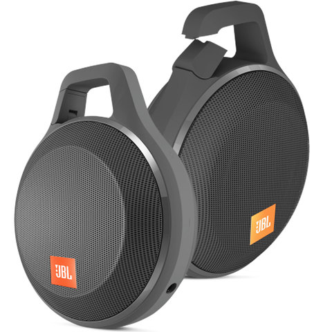 JBL-Speaker-Clip-Plus-Black