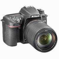 Nikon SLR Camera D7500 + 18-140VR Lens