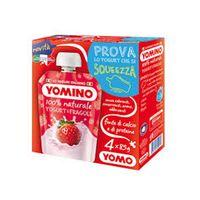Yomino Drinking Yogurt Strawberry 85g x4