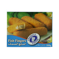 Freshly Foods Fish Fingers 250g