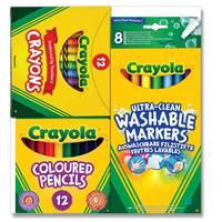 Crayola Combo Value