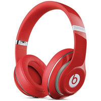Beats Studio Headphones Over-Ear - Red