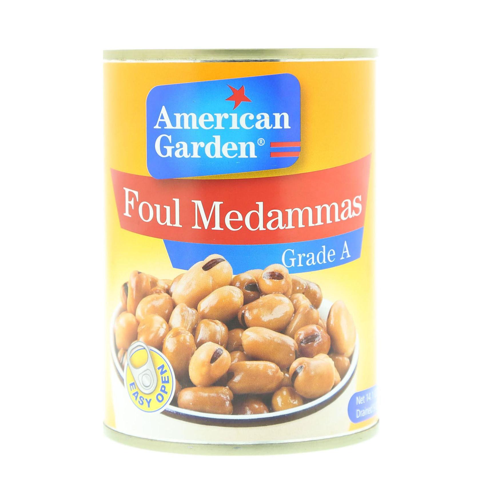 AMERICAN G. FOUL MEDAMMES EOE 400G