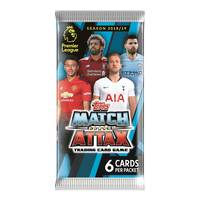 Topps Premier League Match Attax 2018-19 Individual Trading Card Pack