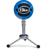Blue Microphone Snowball Electric Blue