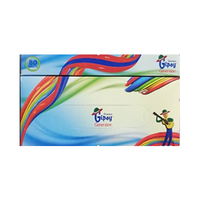 Gipsy Duplex Facial Tissue 2PLY 80 Sheets