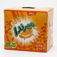 Mirinda Orange Soft Drink 330 ml x 24 Pieces