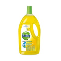 Dettol MAC 4In1 Lemon Floor Cleaner 900ML