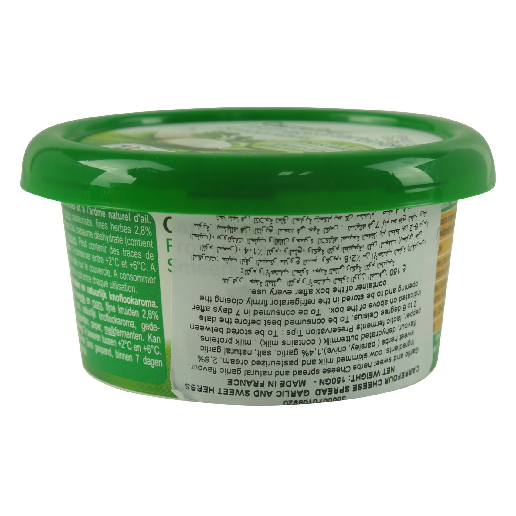 CRF SPREAD CHEESE G&H 150G