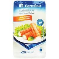 Carrefour Crab Sticks 400g