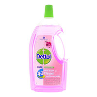 Dettol 4In1 Rose Disinfectant Multi Action Cleaner 1.8 Liter