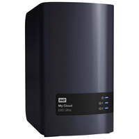 WD NAS 4TB My Cloud EX2 Ultra